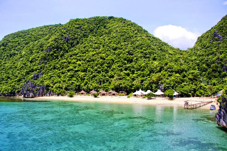 Hunongan Cove Caramoan