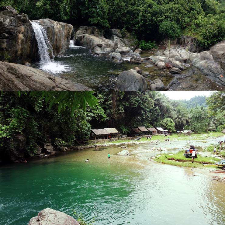 Tukuran Falls Oriental Mindoro