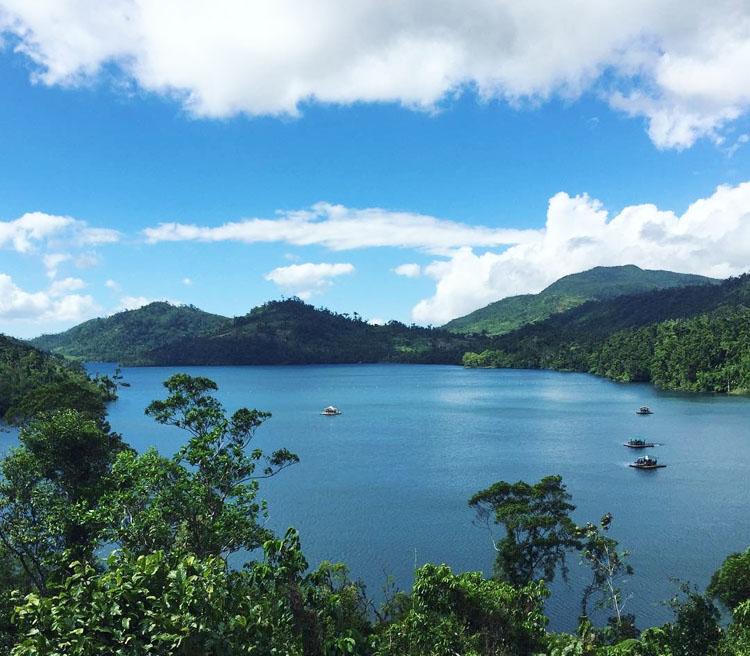 Lake Danao Leyte