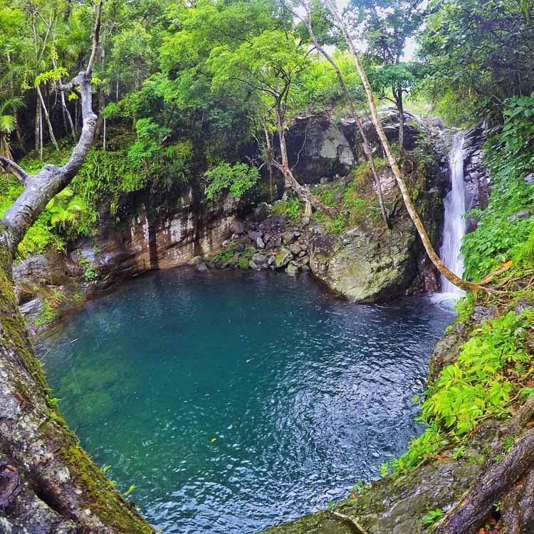 Recoletos Falls Biliran