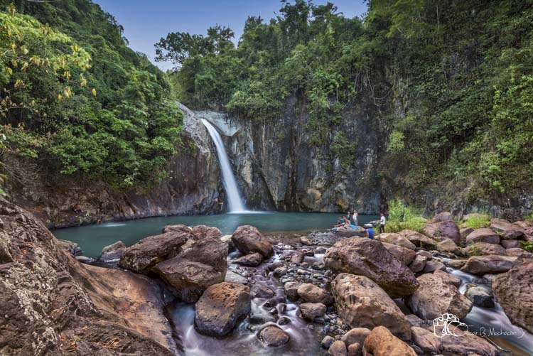 Tinago Falls Biliran