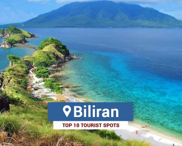 Top 10 Tourist Spots in Biliran