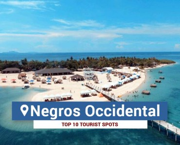 Top 10 Tourist Spots in Negros Occidental