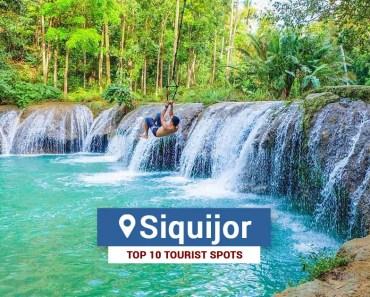 Top 10 Tourist Spots in Siquijor