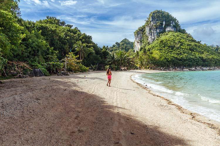 Borawan Beach