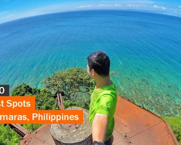 Top 10 Tourist Spots in Guimaras