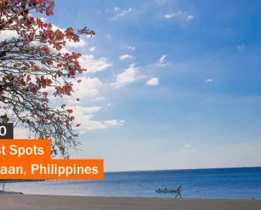 Top 10 Tourist Spots in Bataan