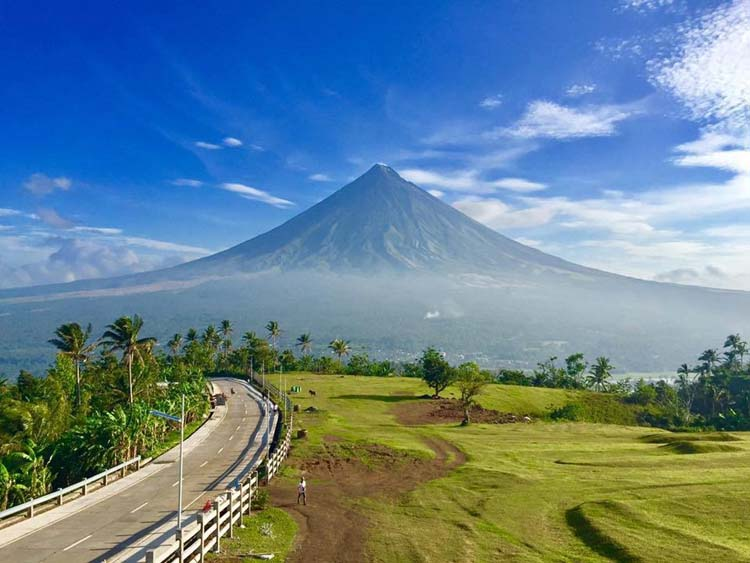 Top 10 Tourist Spots In Albay News In The Philippines