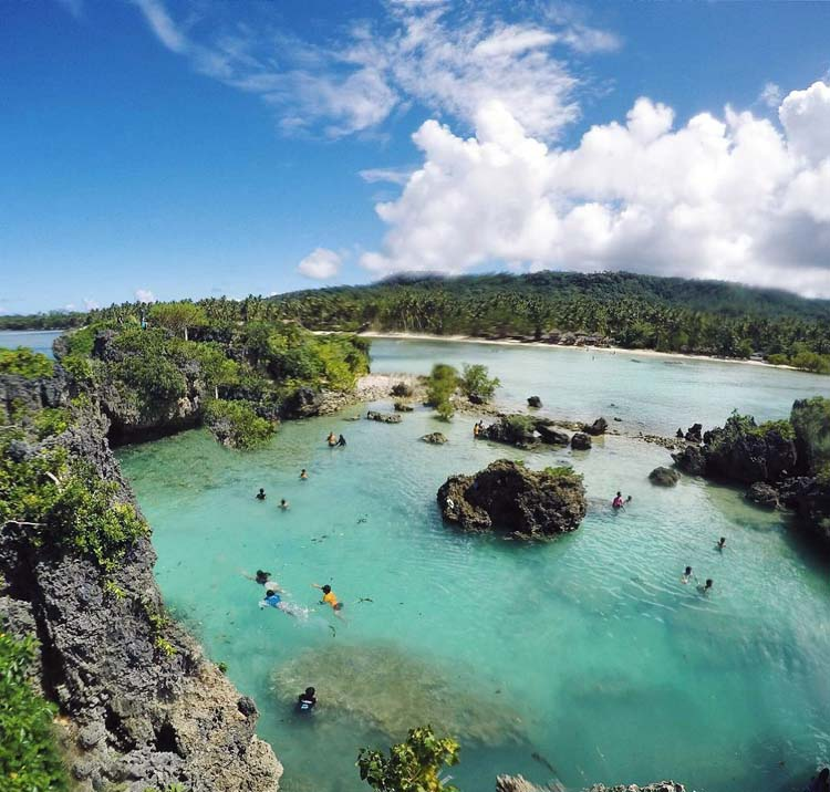 Paguriran Island and Lagoon