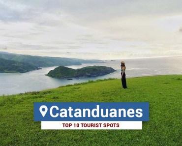 Top 10 Tourist Spots in Catanduanes
