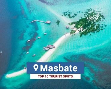 Top 10 Tourist Spots in Masbate