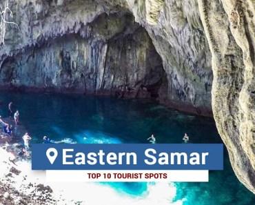 Top 10 Tourist Spots in Eastern Samar
