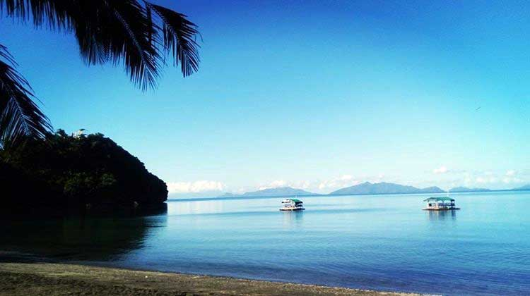 Malajog Beach