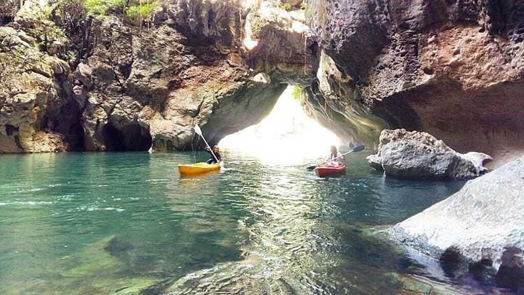 Sohoton Natural Bridge National Park