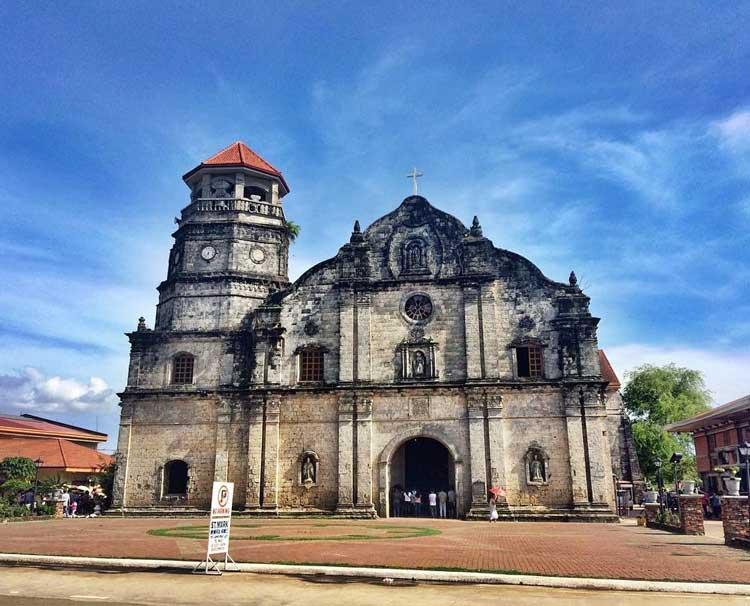 10. Panay Church