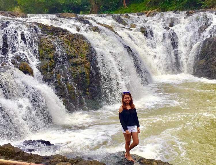 7. Malinamon Falls Capiz