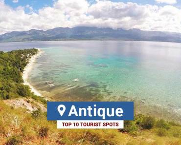 Top 10 Tourist Spots in Antique