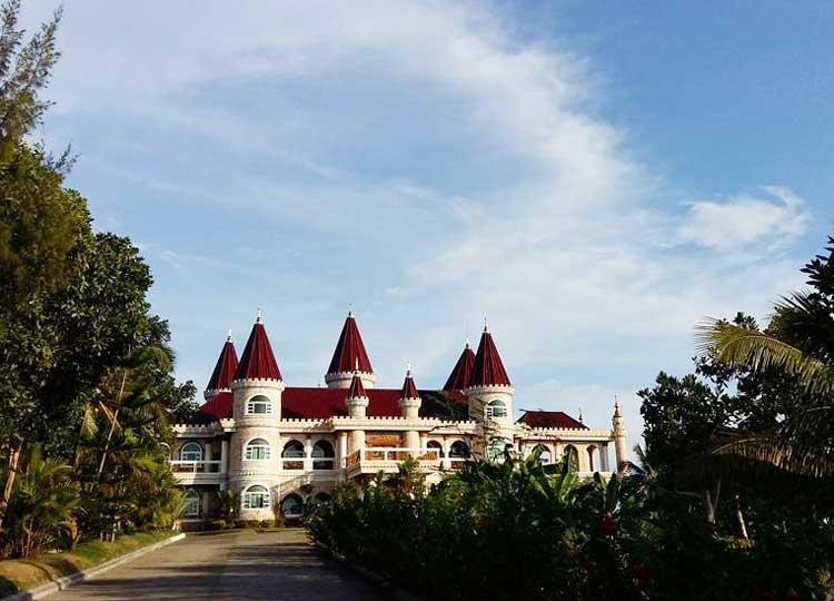 9. Islander's Castle Dinagat Islands