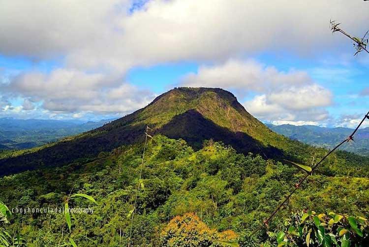 9. Mount Mayapay Agusan del Norte