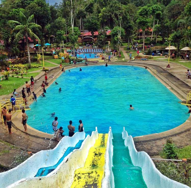 Aguacan Cold Spring Resort