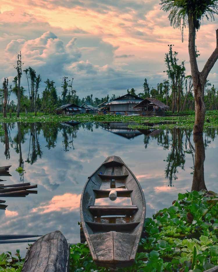 Agusan Marsh Wildlife Sanctuary Agusan del Sur