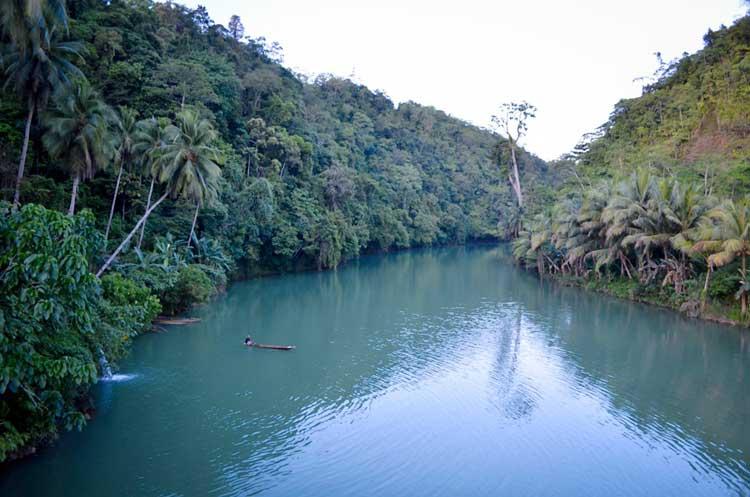 Gibong River Agusan del Sur