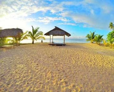 Beach Club Cagpo Resort Beach Front