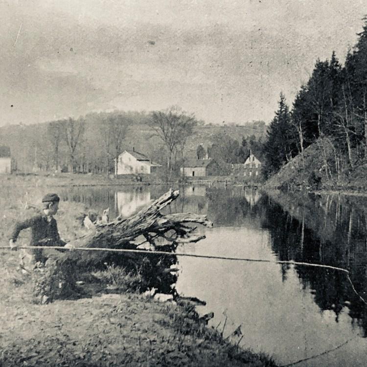 Ríos de Berkshire Pesca con mosca