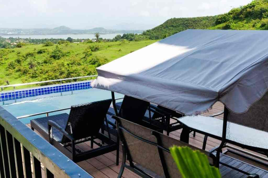 Infiniti Pool at Wabi Sabi Resort