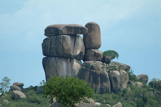Kit Mikayi Rock