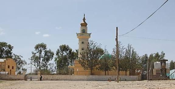 The oldest Mosque in Africa: Nejashi, Ethiopia