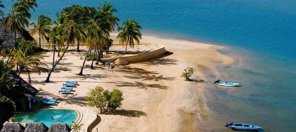 Manda Island