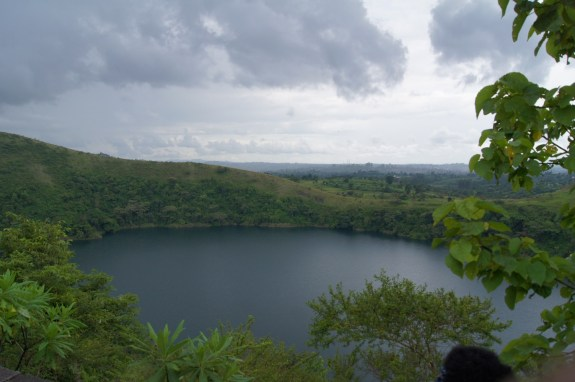 Crater Lake at Kyaninga