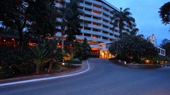 Sarova Panafric - Nairobi, the entrance is smooth and free of bumps. image; Jumia Travel
