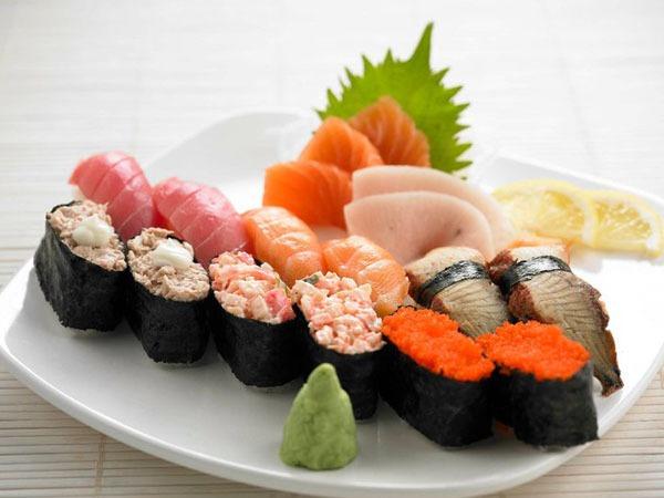 Makanan Halal di Jepang - Shin Tokyo Sushi