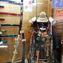 souvenir jubah perang jepang