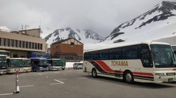 toyama alpen route jepang