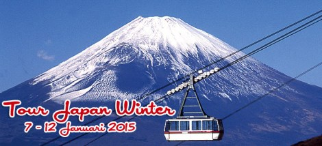 tour ke jepang januari winter