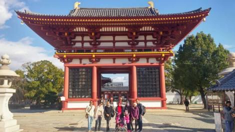 tour ke jepang november 2015 autumn osaka