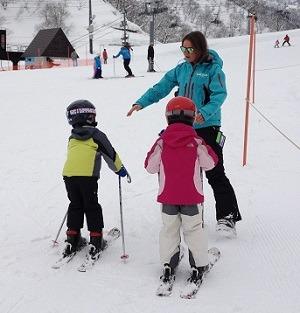 belajar ski di gala yuzawa niigata jepang