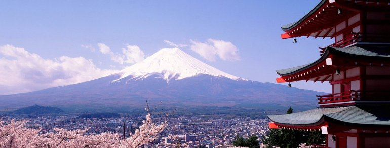 Image result for gunung fuji