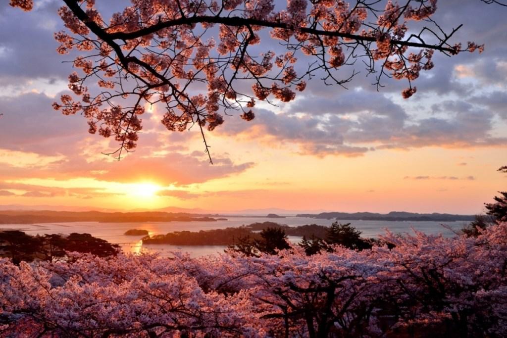 Matsushima di Aomori Jepang