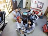 Foto bersama Peserta di Penginapan
