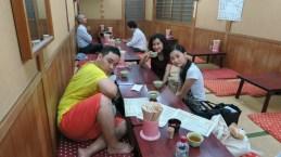 klien tour ke jepang kuliner di gion kyoto