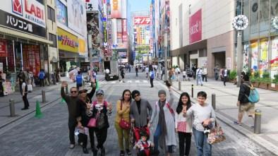 paket tour jepang tokyo