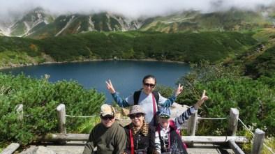 tour ke jepang alpine route