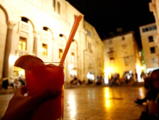 Diocleatian Palace, Split, Croatia | Croatia - 10 things to do
