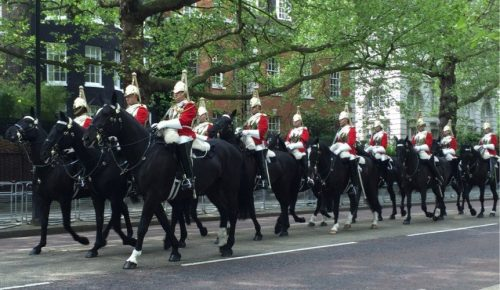 horseguards westminster london