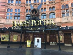 Harry Potter theatre things to do in London