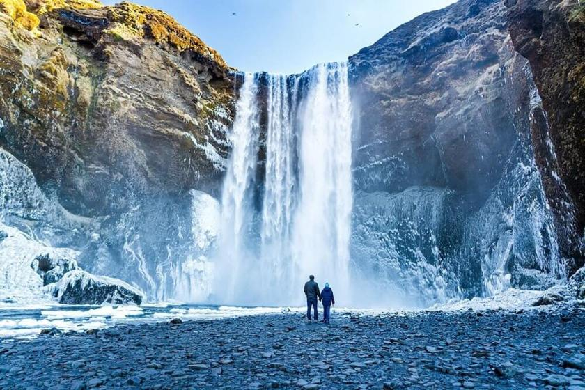 Iceland - Tourist Places in Europe